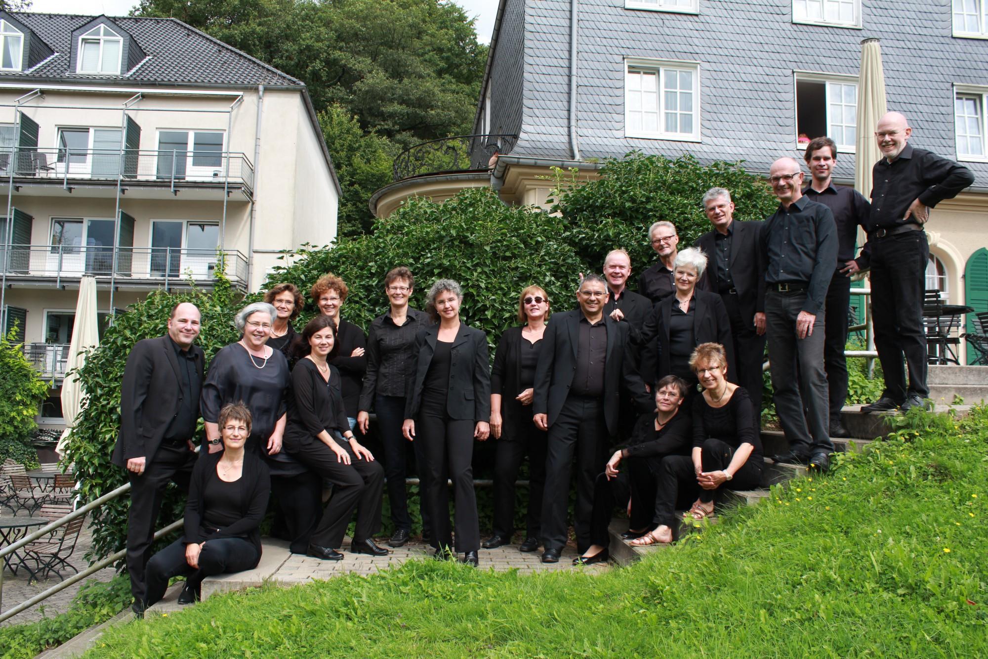 Chor Gruppenbild