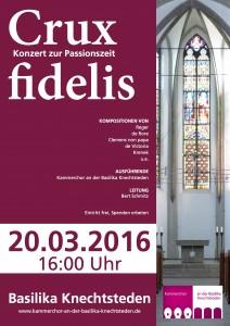 Plakat-DINA3-Knechtsteden-Ostern-2016 Kopie